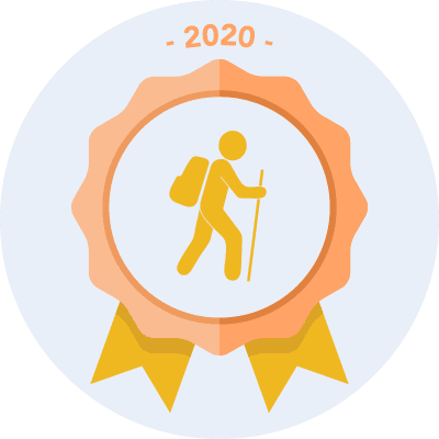 Completed the #walk2020 500 miles challenge